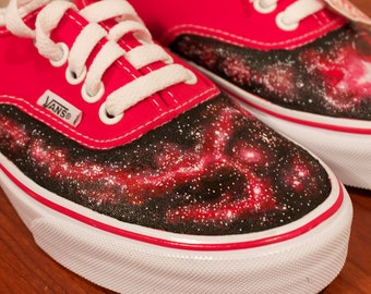 Galaxy Vans (The Fire Galaxy) editions