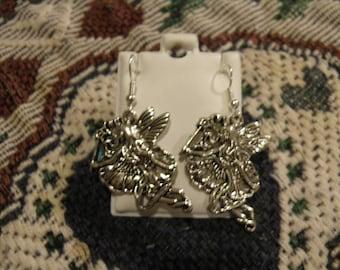 Winged Fairies Earrings