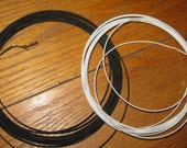 "19"" gauge rayon covered millinery wire"