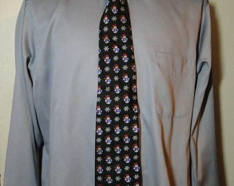 Mens Christmas Tie