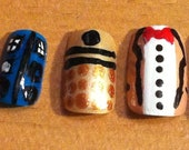 Doctor Who Nail Set