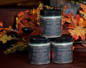 Mountain Man Balm