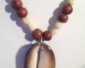 Holy Cowry Necklace