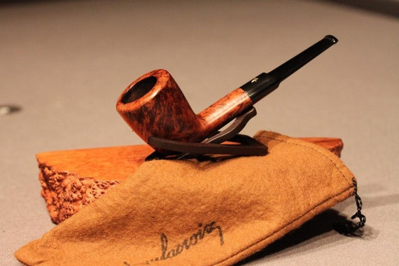 Jean Lacroix Diamant - Refurbished Vintage French Estate Pipe with pouch (L1344)