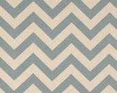 Designer Chevron Fabric- Premier Prints Zig Zag Village Blue Chevron- Fabric by the Yard- FAST SHIP- Wholesale Cotton Fabric- Upholstery