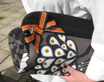 PDF Sewing Pattern - Gail B Clutch Bag