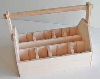 box caddy as shown here childs wooden tool box caddy childs wooden ...