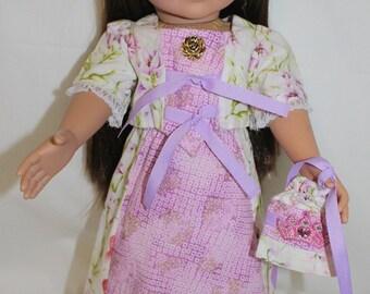 Four piece Princess outfit