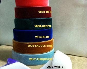 "Shop ""velvet ribbon"" in Craft Supplies & Tools"