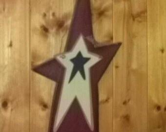 Primitive Star Wall Hanging