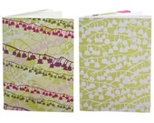 Lily notebook twin pack