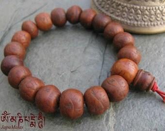 Bodhi seed Wrist Mala purified & blessed mala