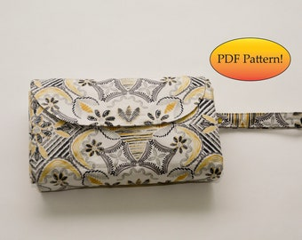 Diaper Clutch PDF Pattern