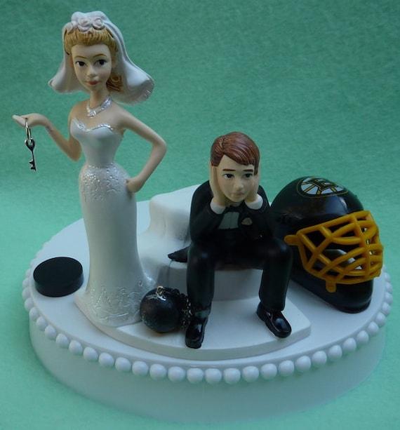 Bruins Cake Topper