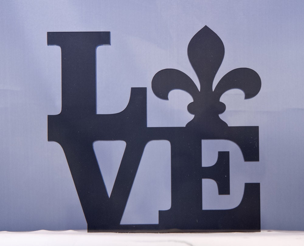 Love with fleur de lis wedding cake topper french wedding zoom magicingreecefo Gallery