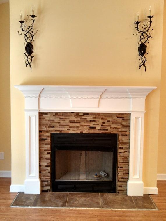 Items Similar To Fireplace Mantel Shelf Fireplace Mantel Fireplace