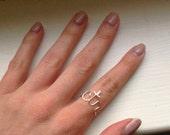 Monogram/initial Ring