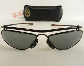 ray ban bl inertia vintage sunglasses