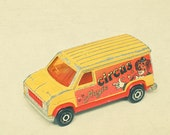 Nursery Art, Childrens Wall Art, Kids Decor, Still Life Photography, Retro Wall Art, Car Print - Magic Circus