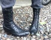 Vintage Granny Boots