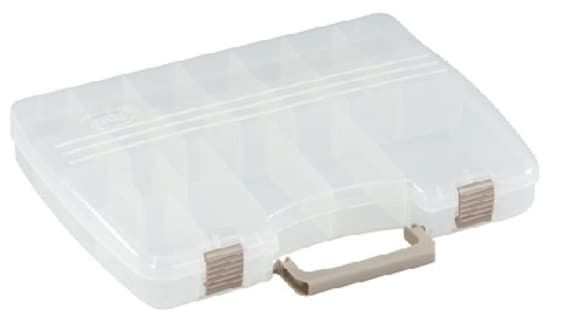 Carrying Case Organizer for RAINBOW LOOM ... Perfect to carry everything you need in one place