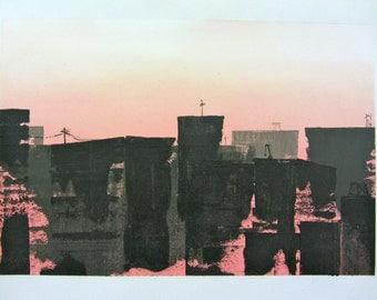 Red No. 1 (Cityscape)