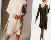Vogue 1345 / Tom and Linda Platt (Vogue American Designer) Misses' Dress / Size 18 - 20 - 22