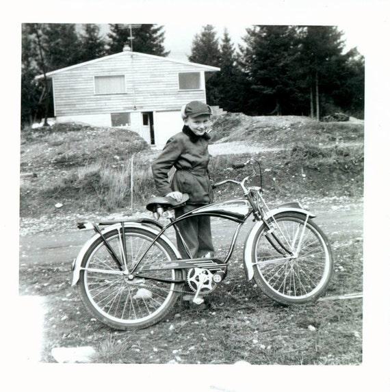 Vintage schwinn boys duro bike