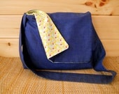 Laptop Messenger Bag Pattern