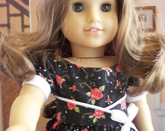 American Girl Doll Clothes-1950s Historical Dress