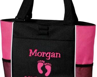 Tote Bag Personalized Er Rn Lpn Nicu Medical Assistant Nurse Appreciation Gift