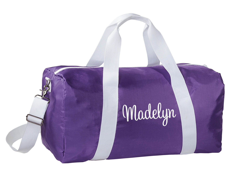 personalized duffle bag duffel bagmonogrammed sports