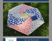 Down the Rabbit Hole Quilt Pattern PDF