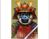 Lord Slayu Akahara 8 x 10 matted print