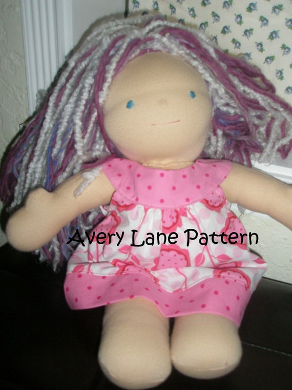 Amanda Lane Clothing Designer Sale doll clothes pattern