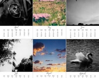 2017 Photo Calendar No. 1