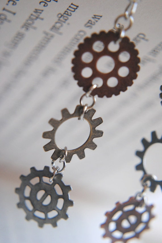 Inventor's Workshop - Earrings