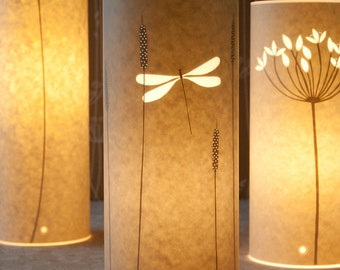 Small Dragonfly lamp