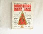 1965 Christmas Magazine Better Homes & Gardens