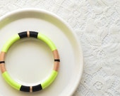 Be Daring Thread Bangle Bracelet - no. 513