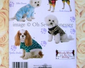 Fabulous Frocks for Fido - Simplicity 3939 - a Sewing Pattern for Doggie Coats