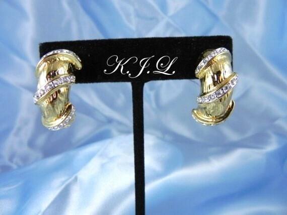 KJL High End Earrings