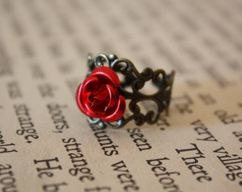Fairy Tale Rose Ring