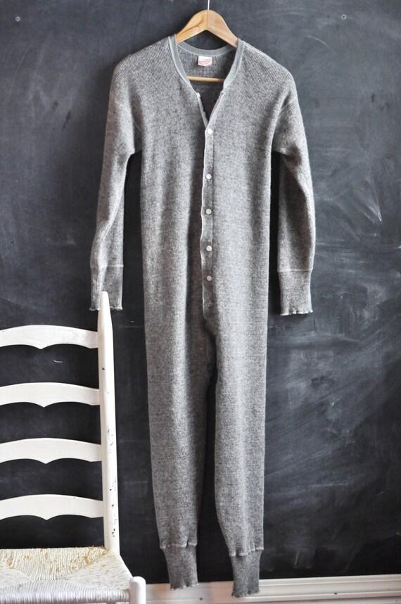 Vintage Union Suit 88