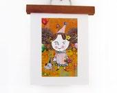 Lola's Birthday Party Print - Playroon Decoration