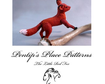 Little Red Fox - Pattern