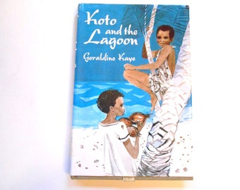 Koto and the Lagoon, a Vintage Children's Book