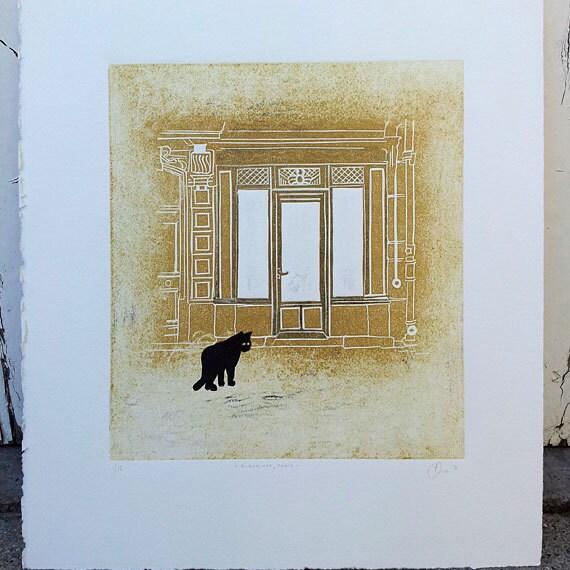 Black Cat Paris