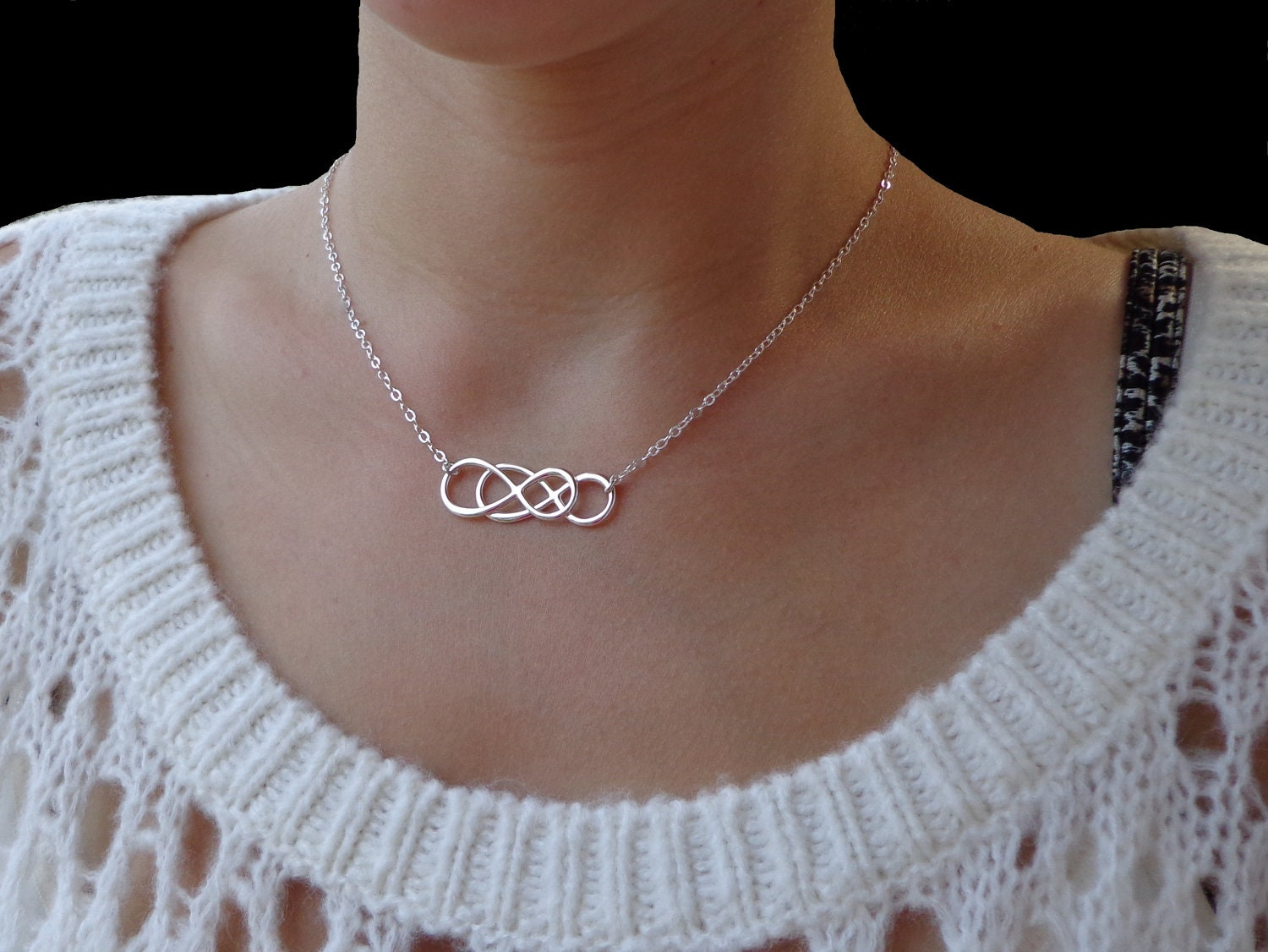 Infinity Sterling Silver