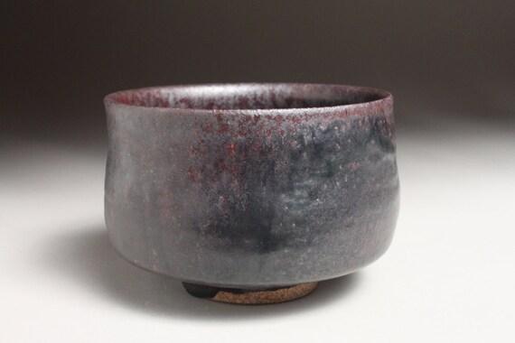 Hikidashi-Guro Chawan